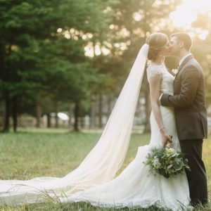 Caitlyn + Dustin : A Sonnet House Wedding : Romance