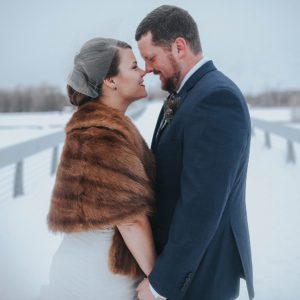 Alyse + Josh : A Destination Wedding in Jackson Hole, Wyoming