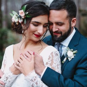 Hiba + Jonathan : An Aldridge Gardens Wedding
