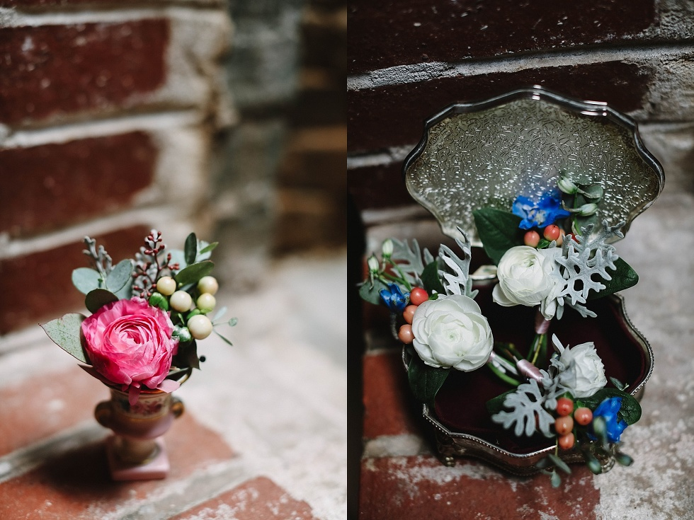 Liz + Andrew : A Historic Rucker Place Wedding