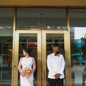 Holly + Roach : A Kress Building Wedding in Downtown Birmingham, Alabama
